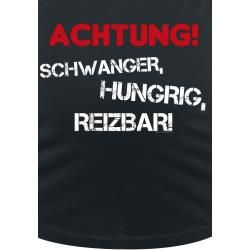 Photo of Umstandsmode Achtung T-Shirt