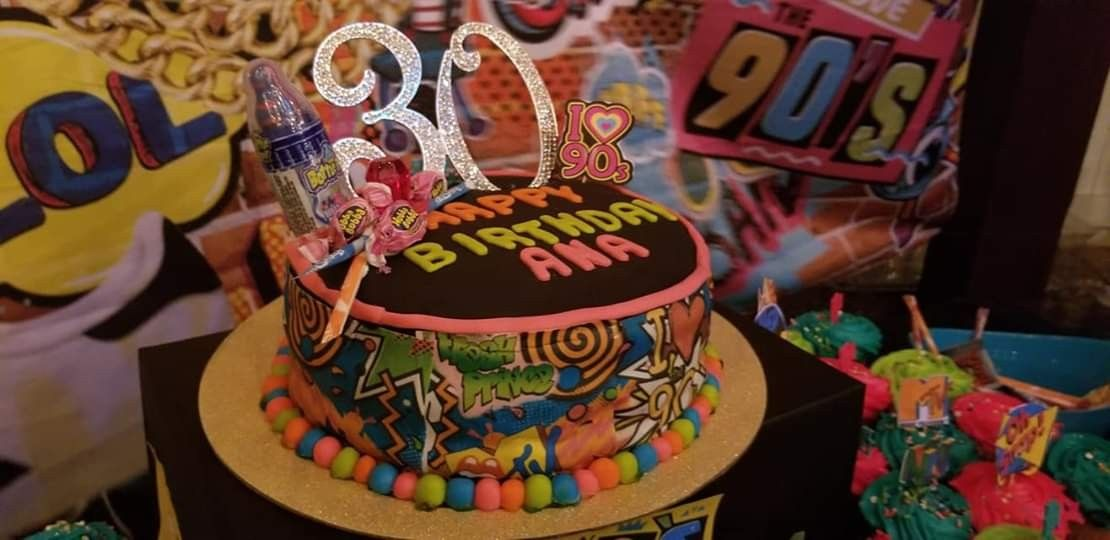 Pin by Party Mama Creations on 90s House Party Birthday