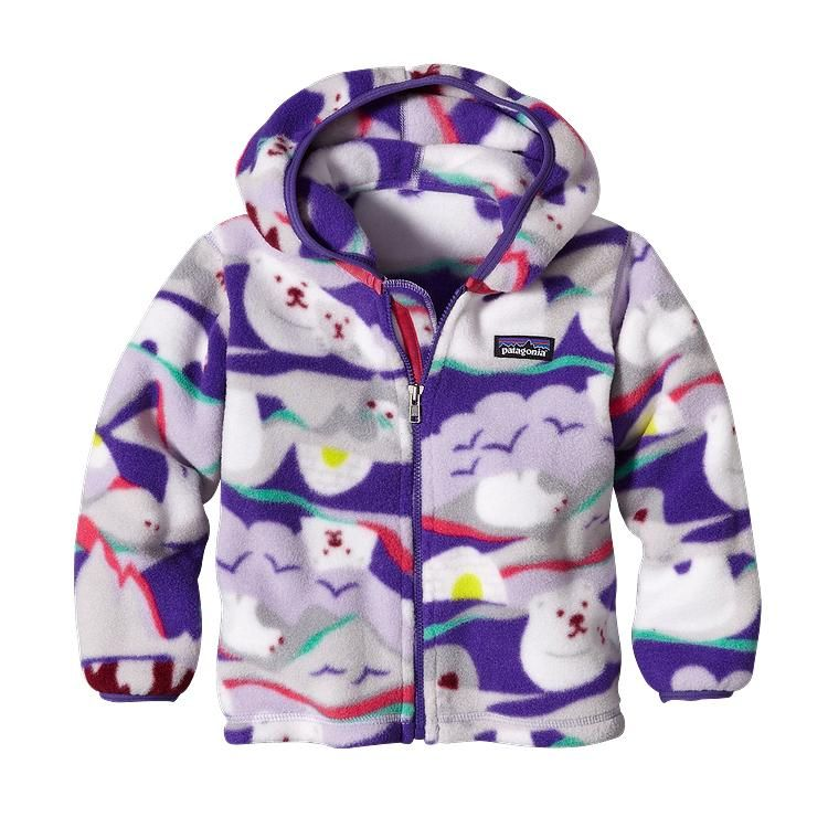 Baby Synchilla 174 Fleece Cardigan Fleece Cardigan Toddler
