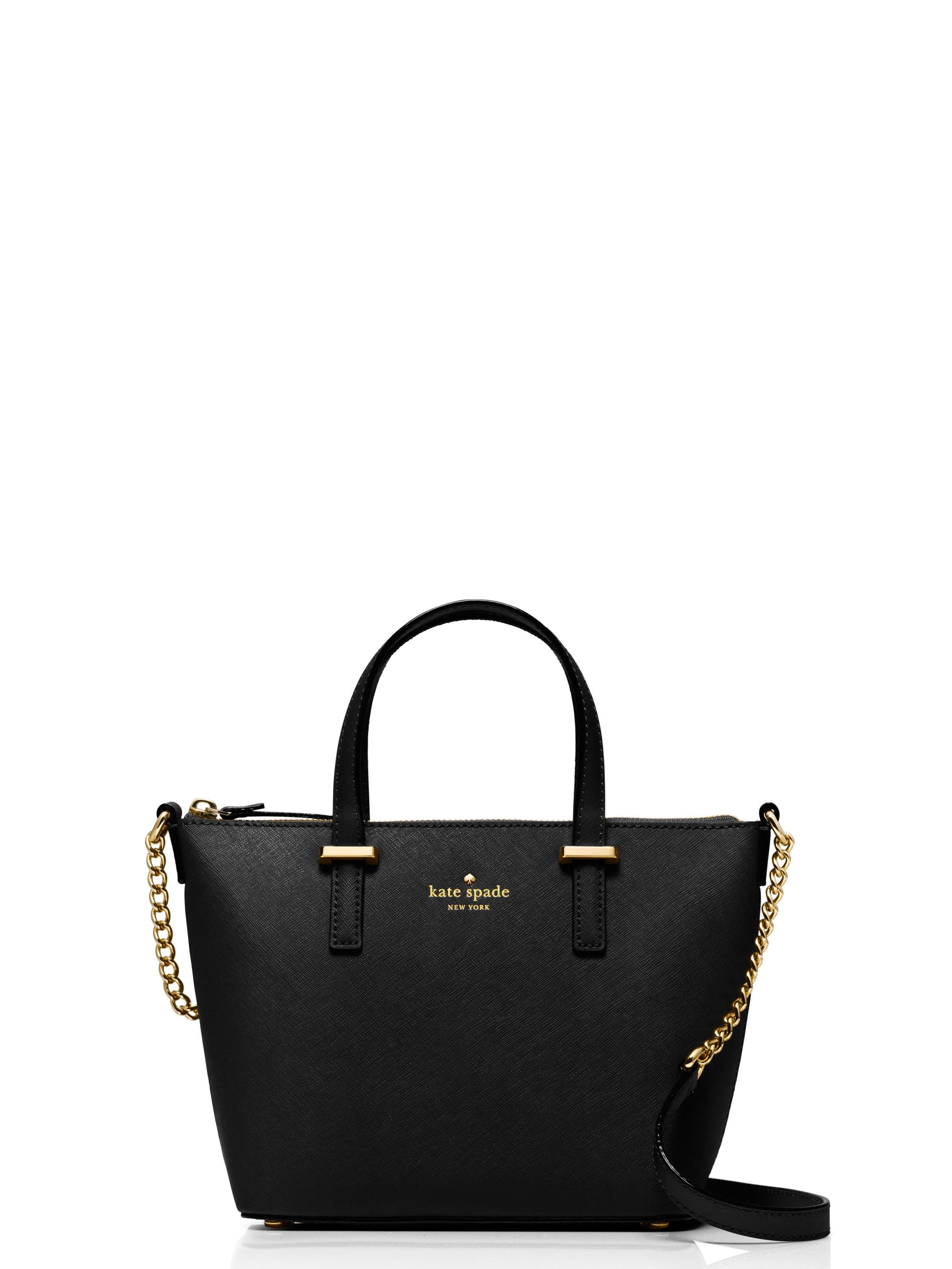 3fe5e3647 Kate Spade: Cedar Street Harmony Crossbody - Black | Miscellaneous ...