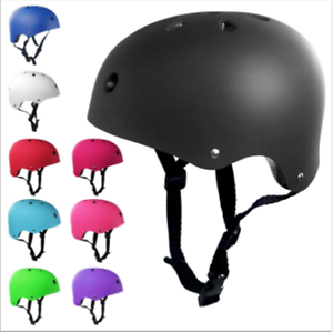 Safety Helmet for Skate Skateboard BMX Scooter Stunt Bike Bicycle Cycling 1 Pc