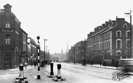 Antrim Road 1936, Belfast