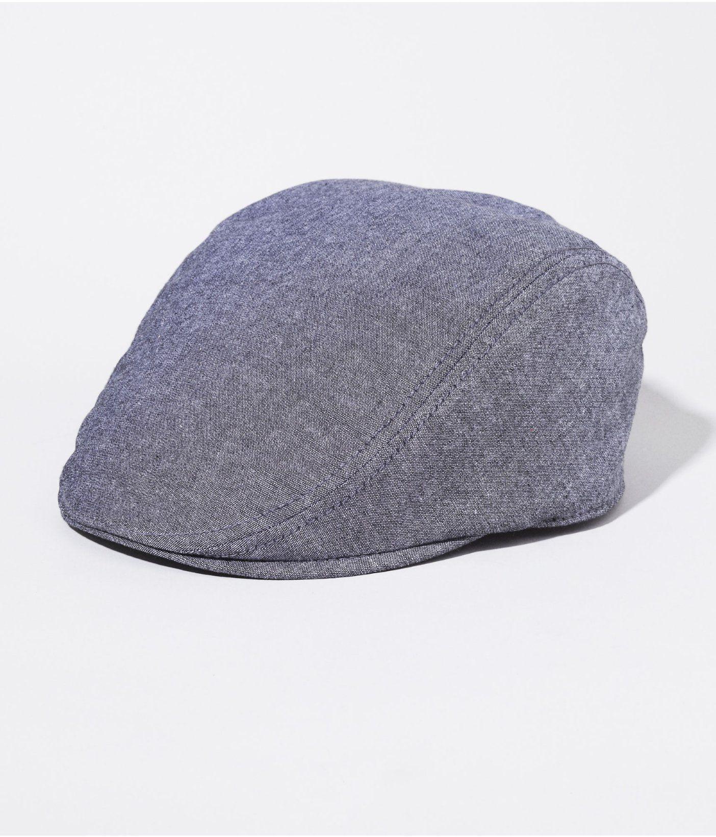 378b006e CHAMBRAY DRIVER HAT -- SM Express Men, Flat Cap, Chambray, Girly Things