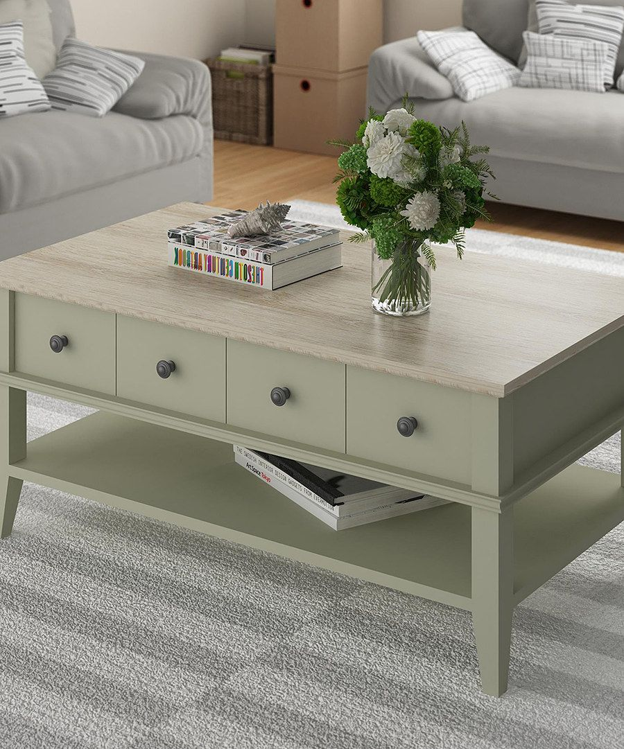 Look At This Beach Sand Laguna Oak Altra Coffee Table On Zulily