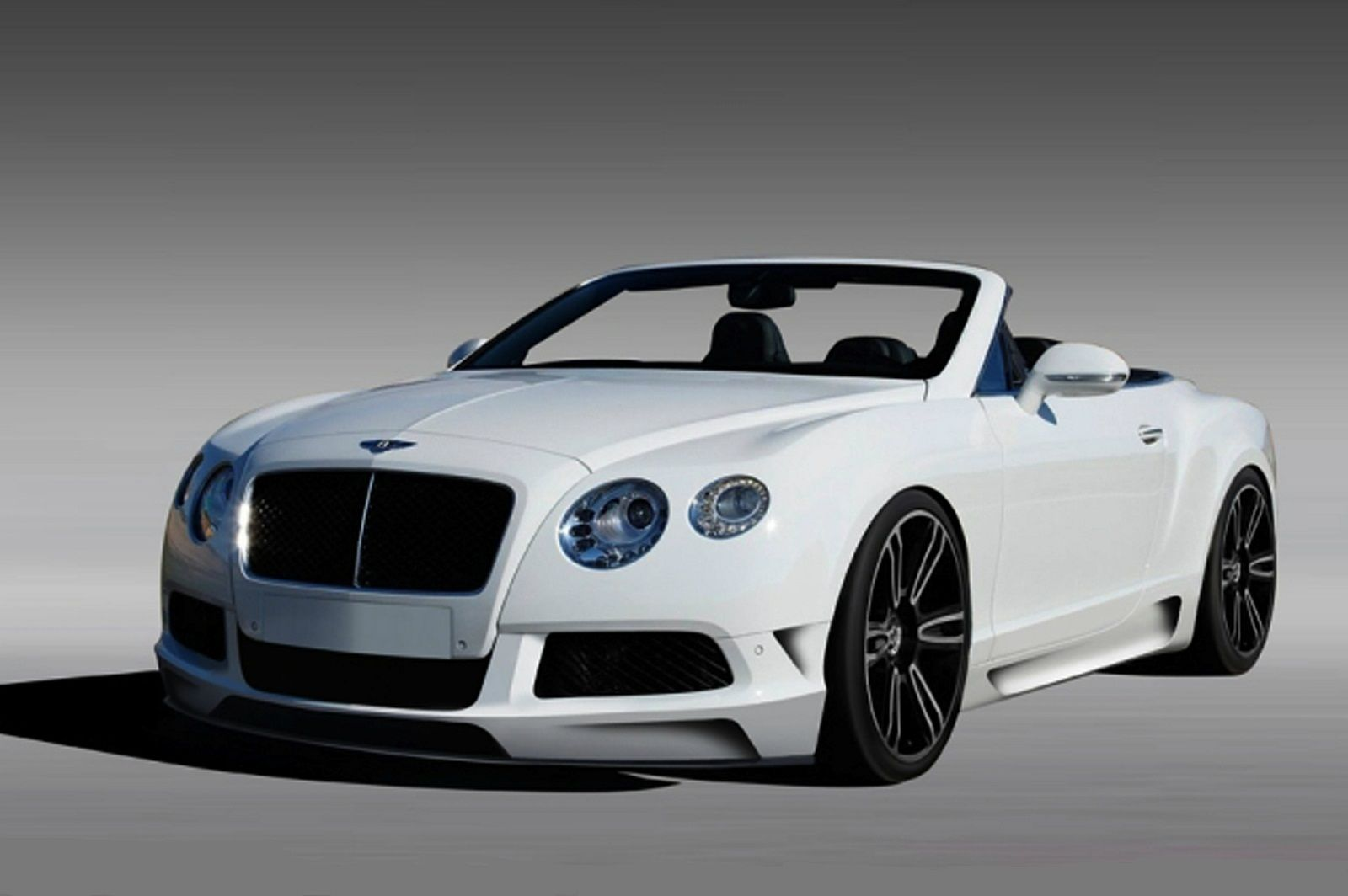 Reliable Sports Cars: Bentley Sports Car Convertible