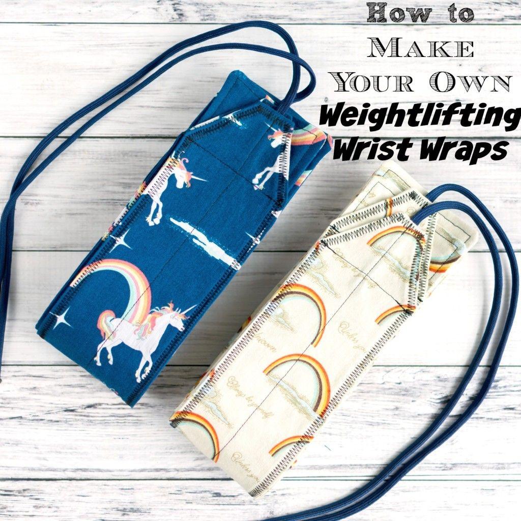How to Make Wrist Wraps