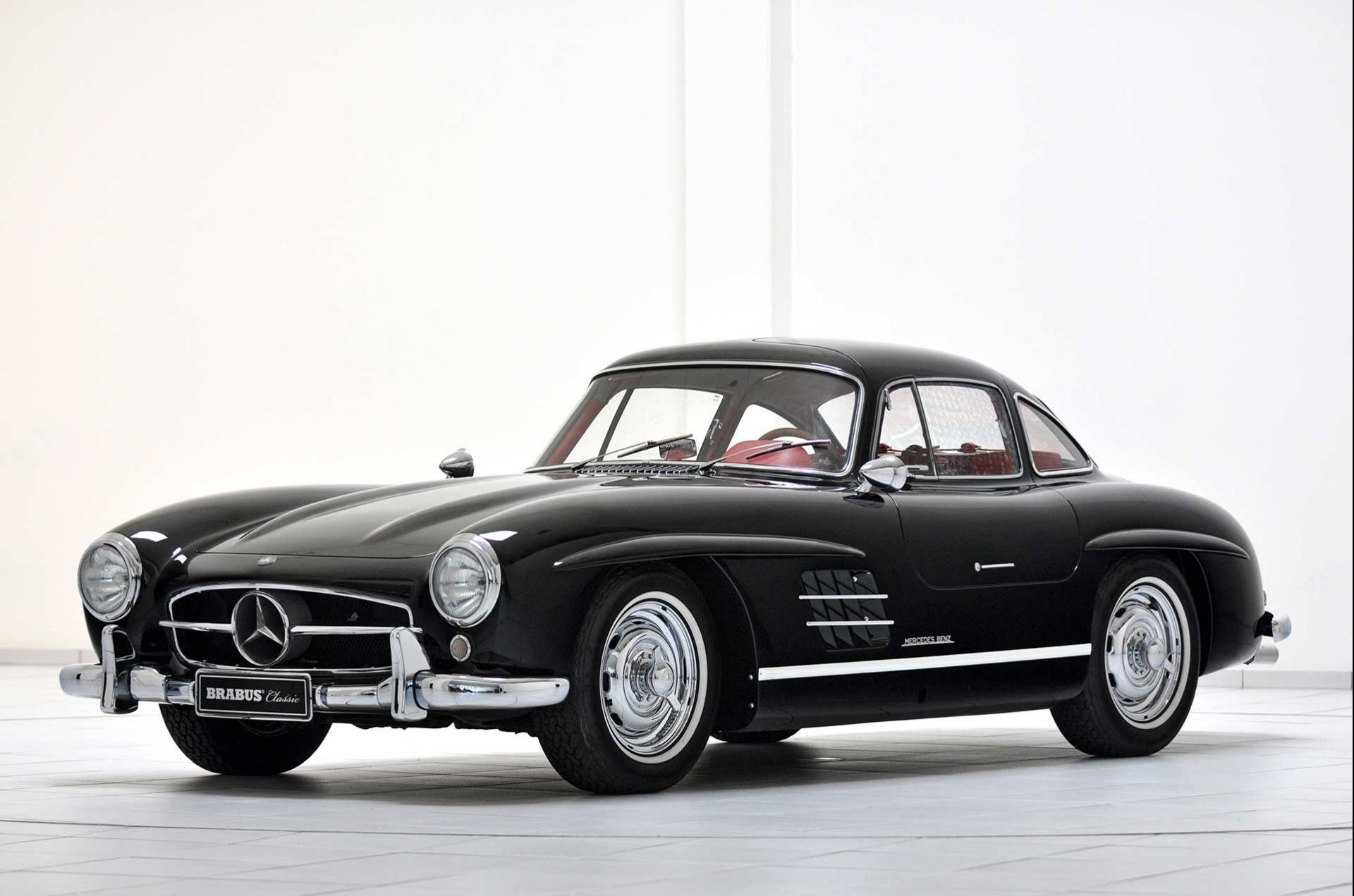 mercedes benz 300 sl brabus classic fine autos. Black Bedroom Furniture Sets. Home Design Ideas