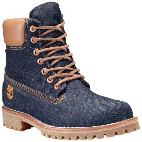 6296658817deb Men s Limited Release White Oak Denim 6-Inch Boots