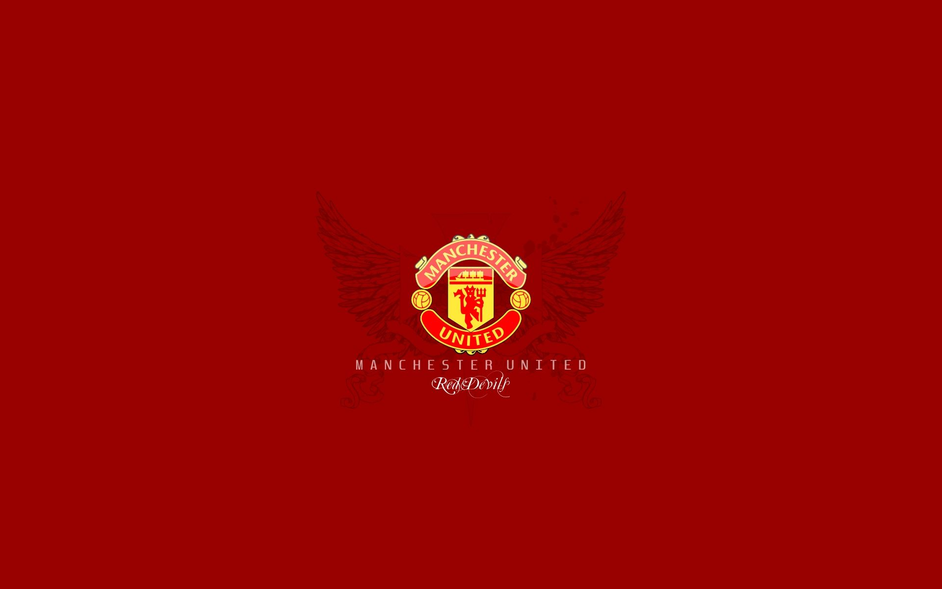 Manchester United Logo In High Quality Manchester United Logo Manchester United Manchester