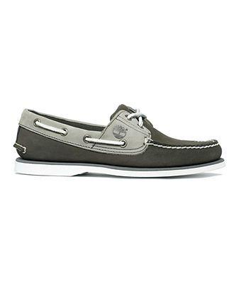 519dd152a Timberland Shoes, Classic Boat Shoe - Mens Boat Shoes - Macys ...