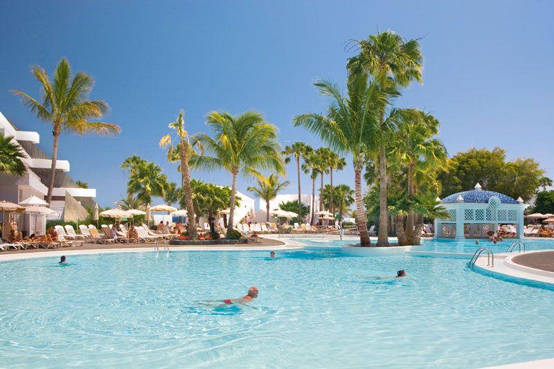 El Clubhotel Riu Paraiso Lanzarote Todo Incluido Se Ubica En La
