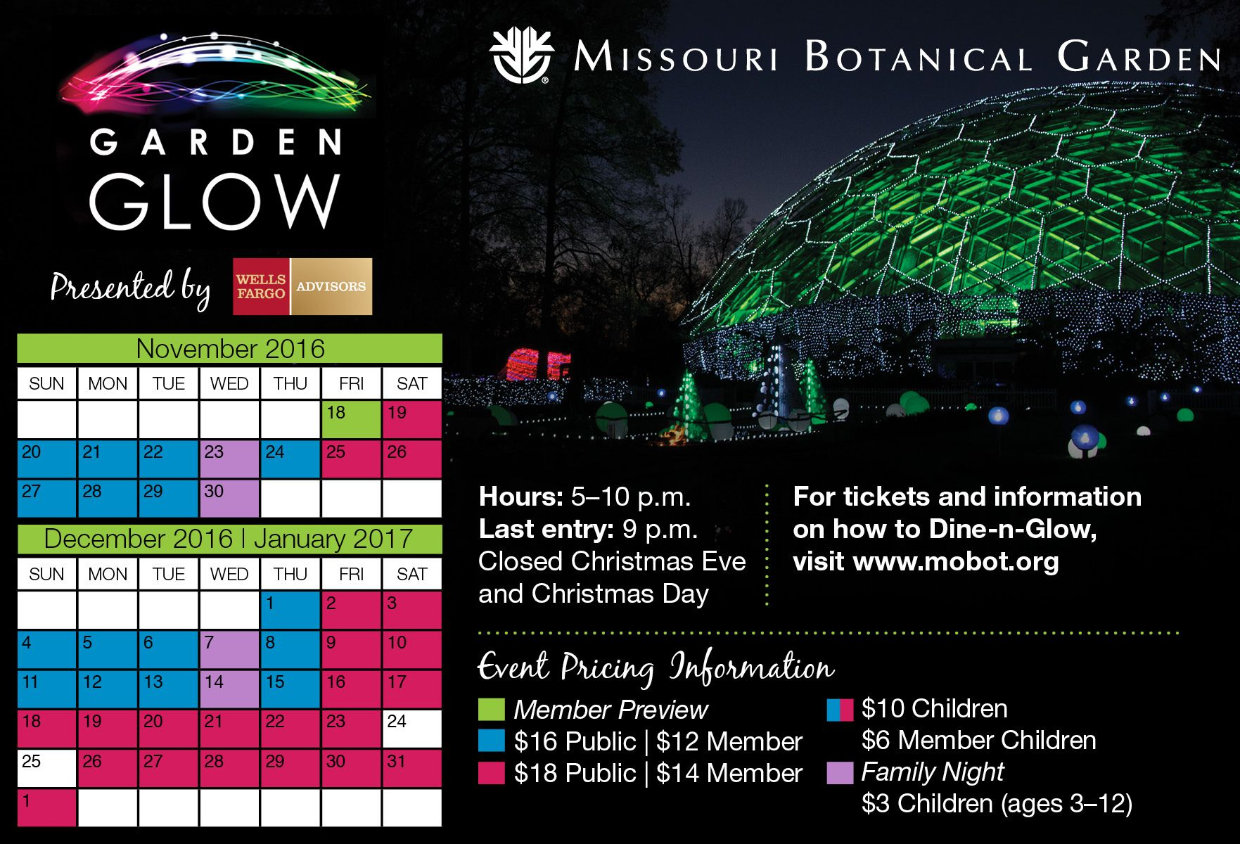 Garden Glow (With images) Missouri botanical garden, Glow