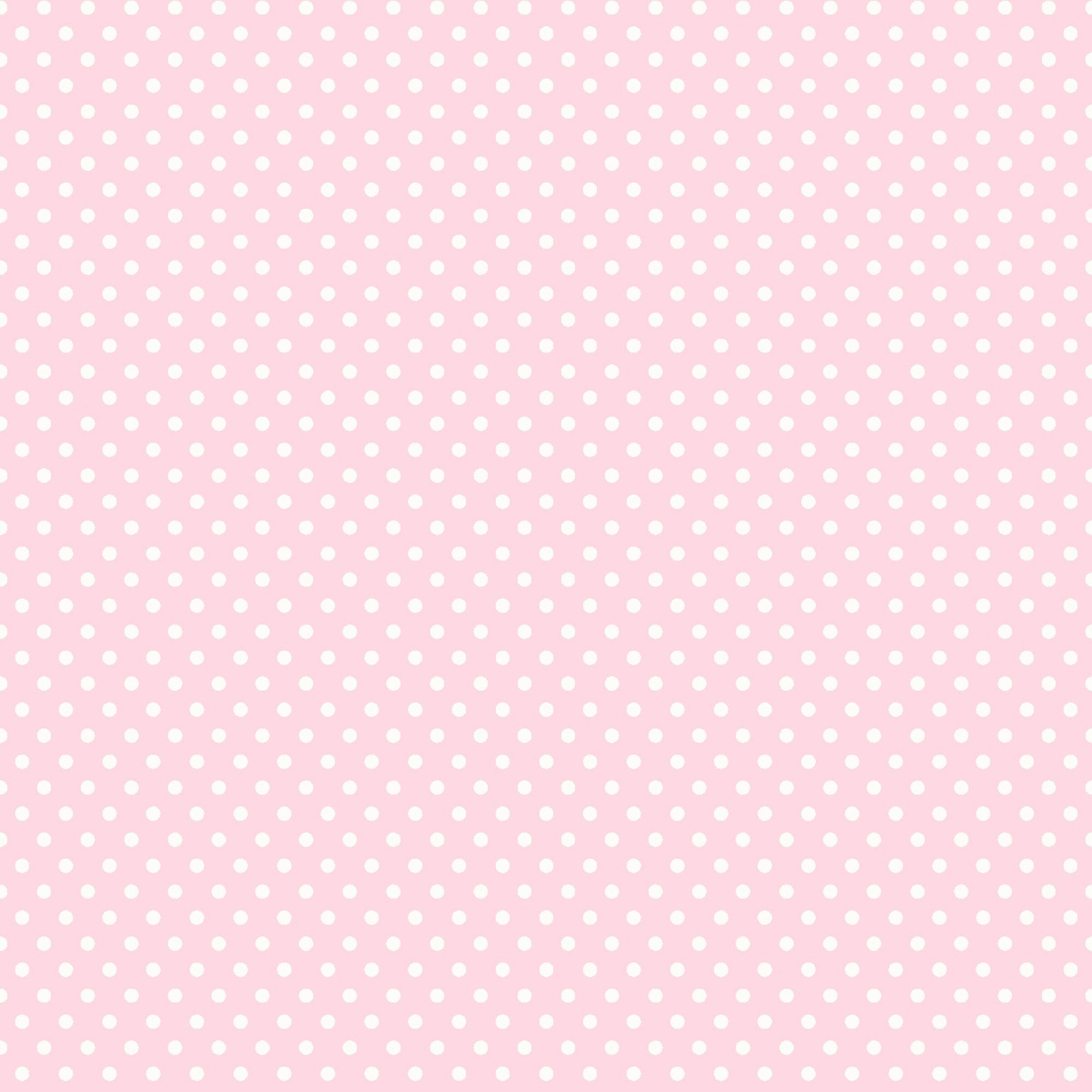 Pics photos pink polka dot s wallpaper - Holden D Cor Pink White Polka Dots Wallpaper Departments Diy