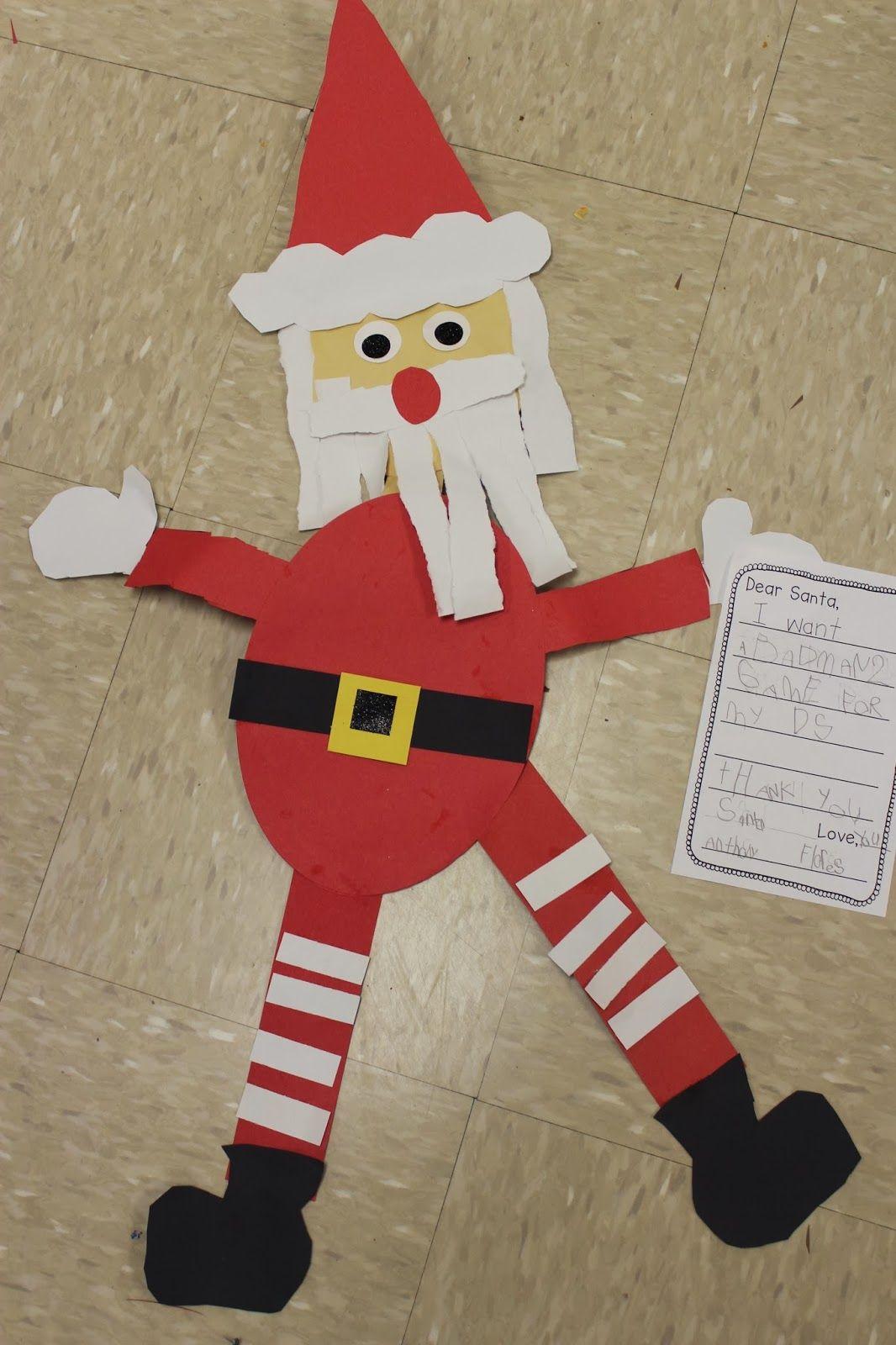 I love teaching using The Gingerbread Man! I always do it