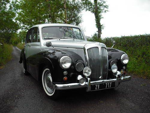 Daimler Conquest Mk2 1952 Classic Cars Cars For Sale Fantasy