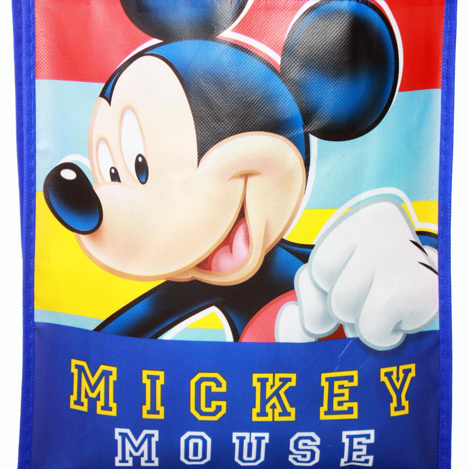 Disney Junior Mickey Mouse Club House Reusable 12 Inch Tote Bag