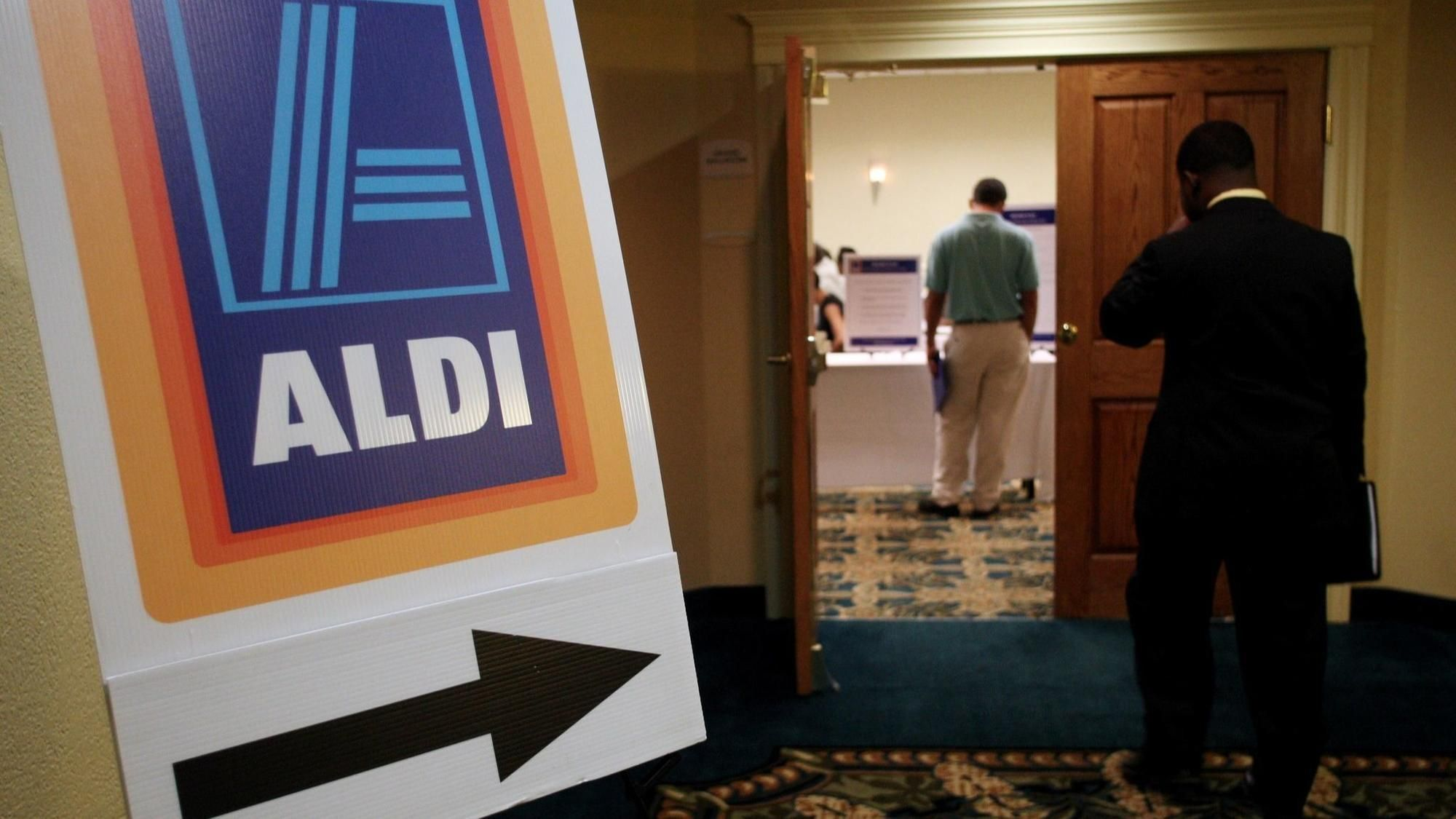 Aldi grocery store to hold job fair Thursday as part of