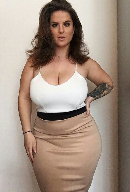 busty Czech chubby babe and