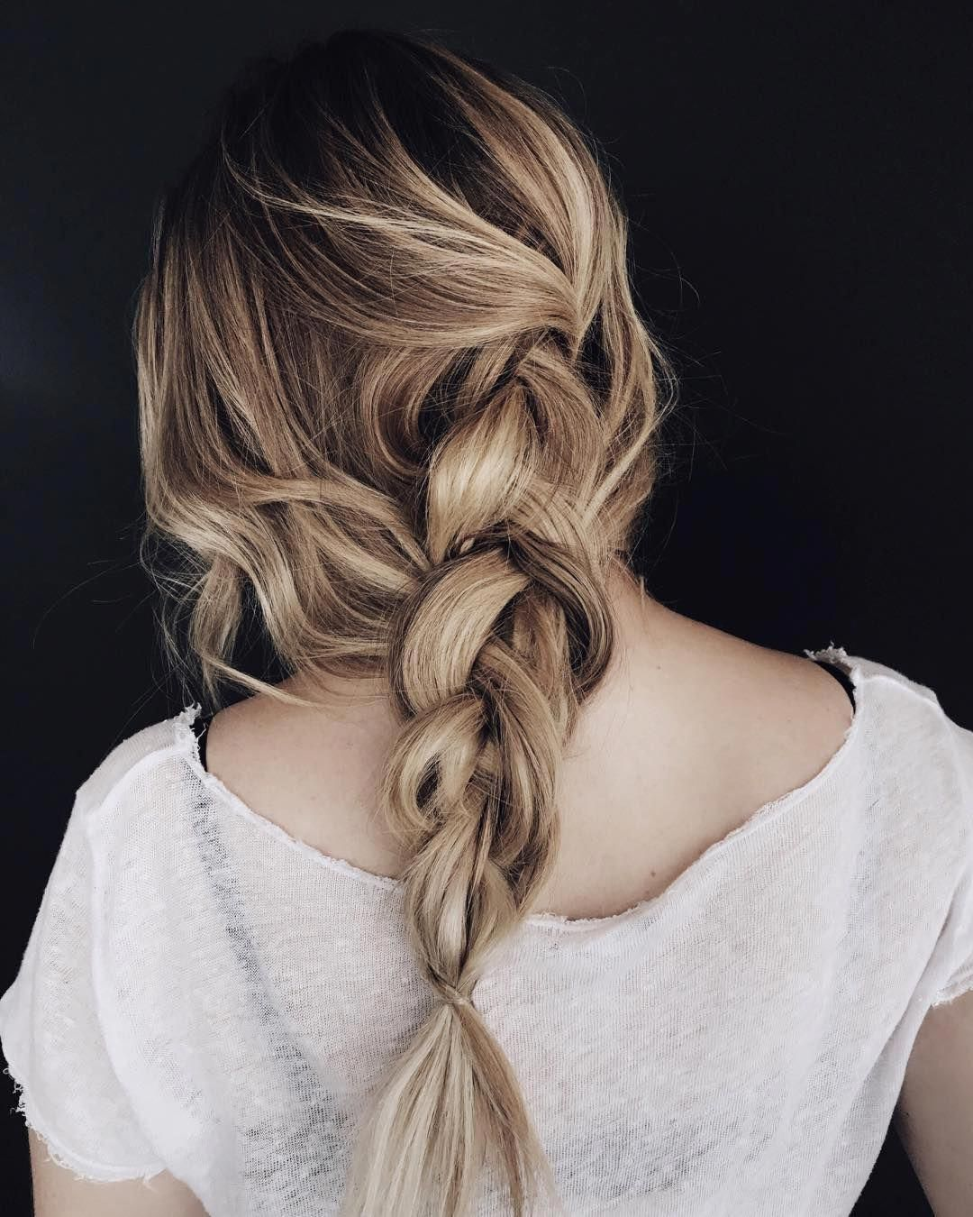 40 Cool Braids To Steal The Show With This Summer Cool Braid Hairstyles Hair Styles Long Hair Styles