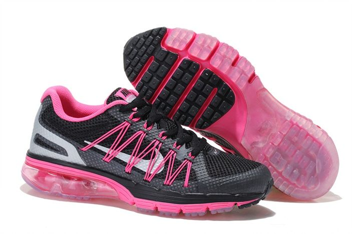 Nike Air Max Womens Black 2020 Shoes Pink | Nike air max for