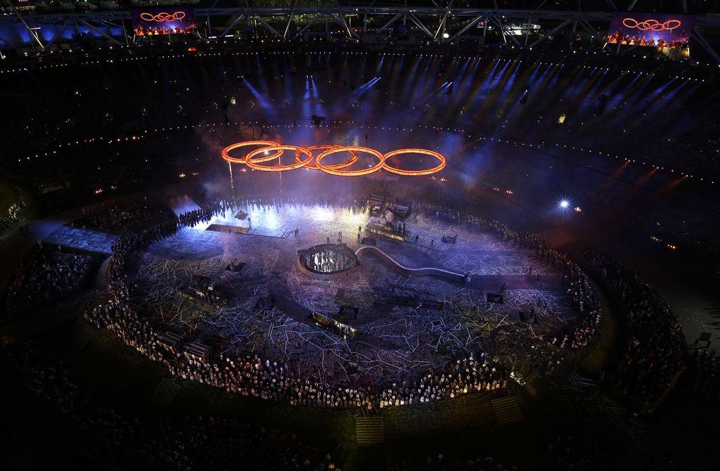 London Olympics 2012 Olympics opening ceremony, London