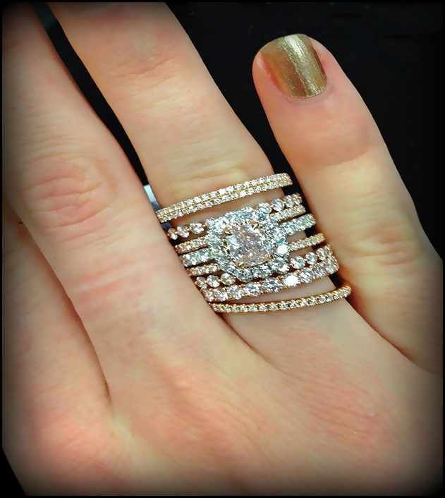 Tips And Suggestions For Choosing Wedding Rings Tiffany Wedding Rings Stackable Rings Wedding Ladies Diamond Rings