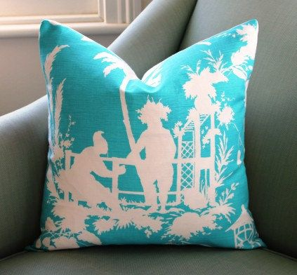 Thibaut South Sea Cushion Cover 40 Inch Live Aboard Boat Interiors Impressive South Seas Decorative Pillows