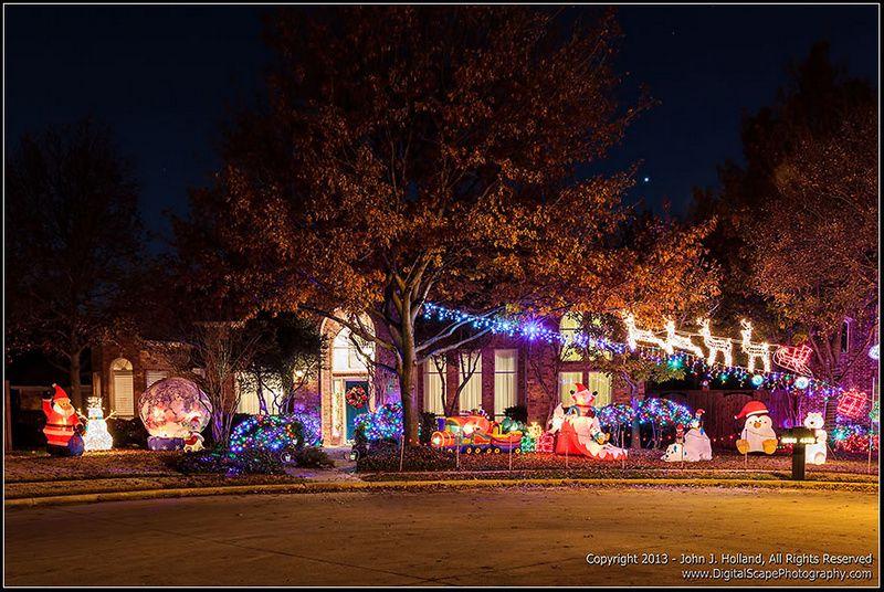 Plano Deerfield // Drive through this neighborhood for