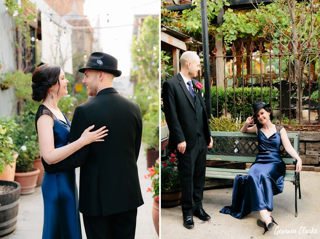 Angie and michaelus relaxed grounds of alexandria wedding