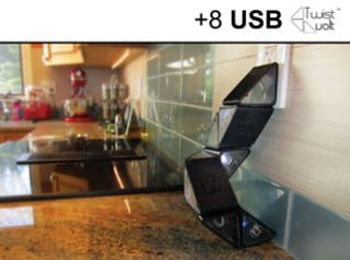 When Outlets Are At Different Heights The Twistvolt Can Adapt Manufacturing Usb New Product Introduction