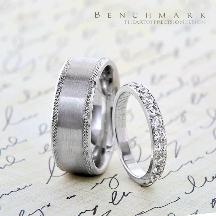 For When Words Fall Short Come Browse Our Vast Selection Of His Hers Wedding Bands At Cumberland Diam Wedding Rings Mens Wedding Bands Engagement Rings