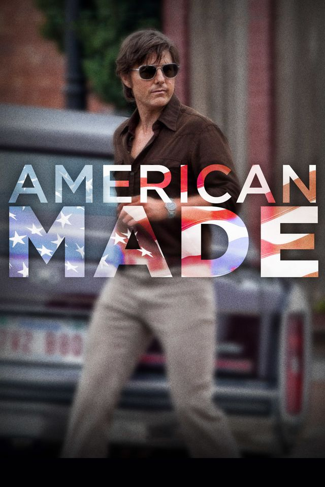 720px Watch American Made 2017 Full Free Online Movie