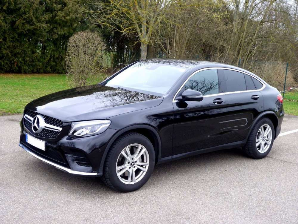 2017 Mercedes Benz Glc 250 D Coupe 4matic 9g Tronic Amg Line Tags