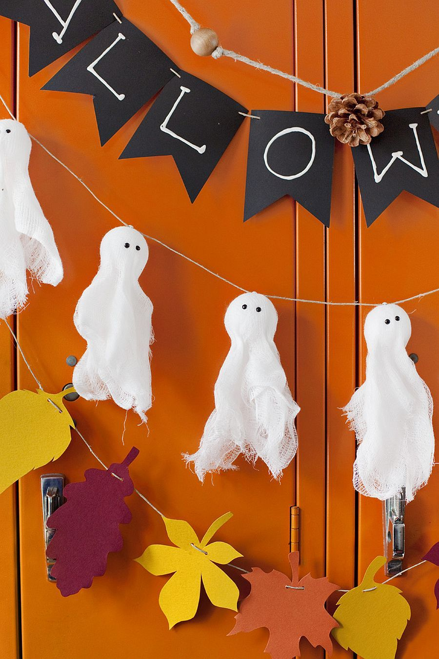 20 Easy DIY Halloween Crafts for Kids - Halloween Decorations For Kids