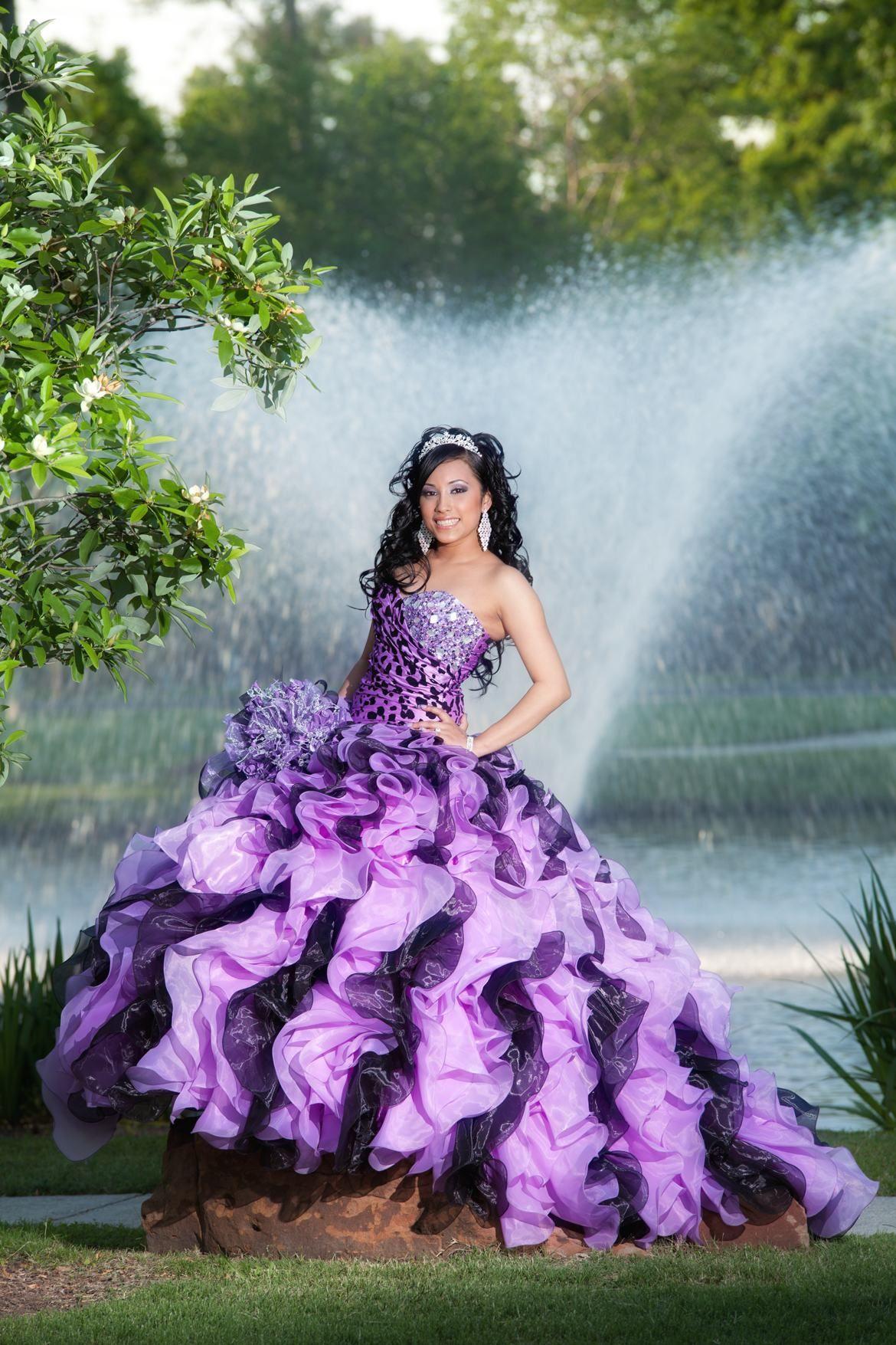 Quince Photographers   Chica - lila (púrpura)   Pinterest   Púrpura ...