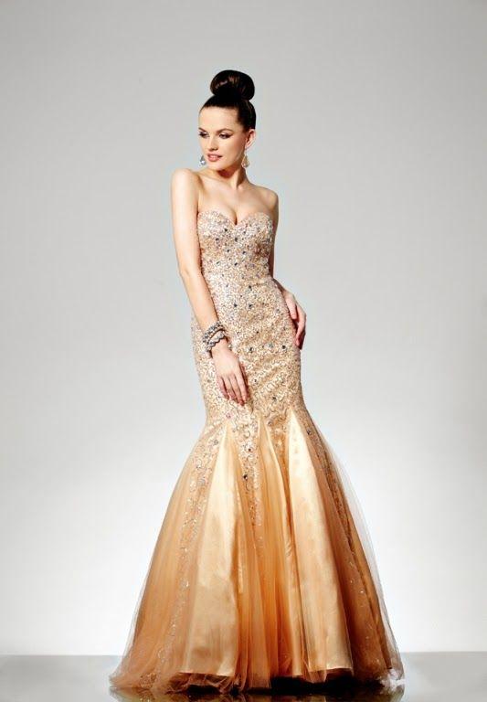 Magníficos Vestidos Largos De 15 Años Vestidos Para Fiesta