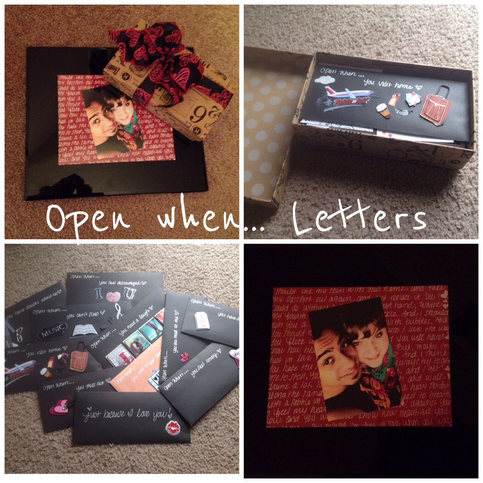Open When Letters To Your Loved One This Is A Great