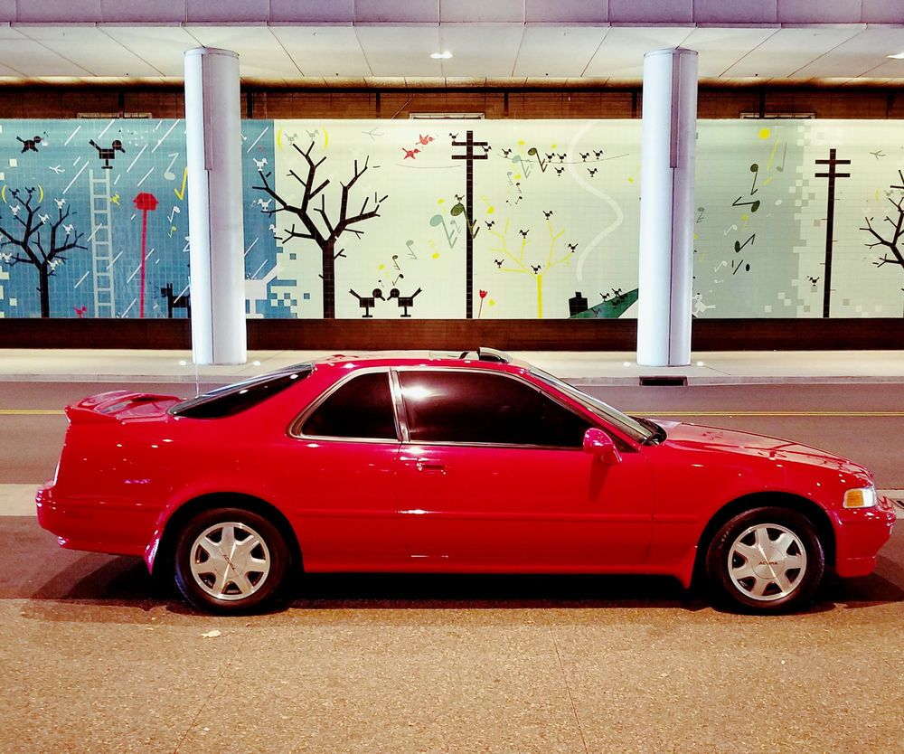 1992 Acura Legend 1992 Acura Legend Coupe