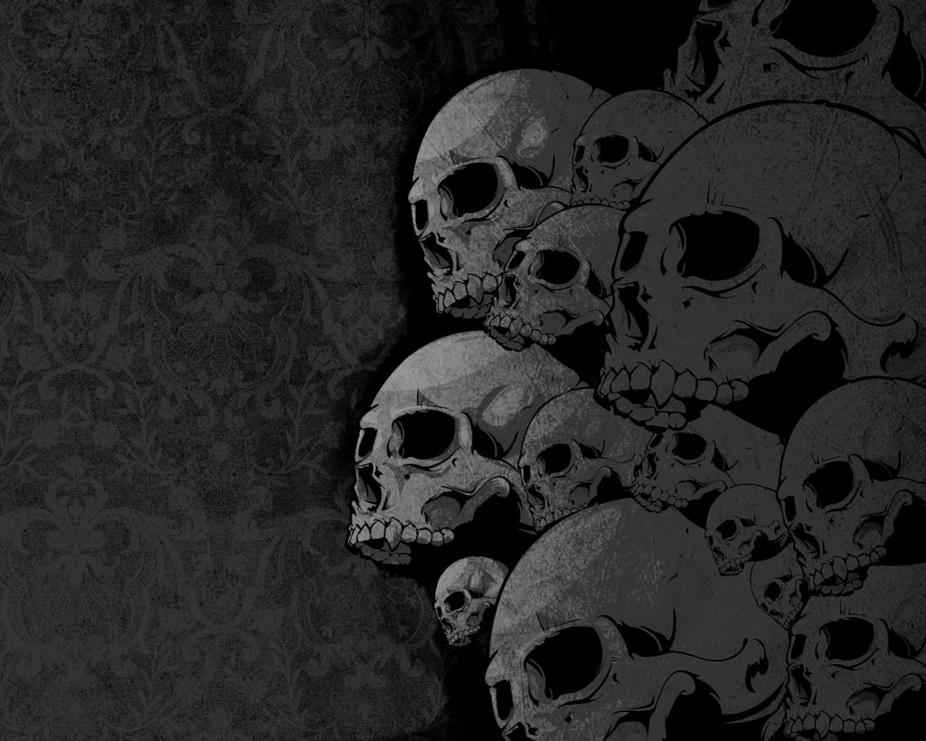 Black Skull Wallpapers Wallpaper Cave Emo Quotes Pinterest
