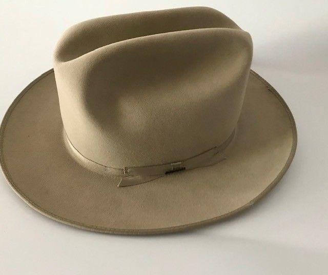 c88470975e5f5 Stetson Western Hat 4X Beaver Felt Silverbelly Open Road With Box Size 7  (56)  fashion  clothing  shoes  accessories  mensaccessories  hats (ebay  link)