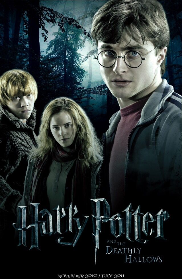 I Was Stalking Pinterest And Then All Of A Sudden I Realized That This Came On And I Threw My Phone Harry Potter Harry Potter Universal Deathly Hallows Part 1