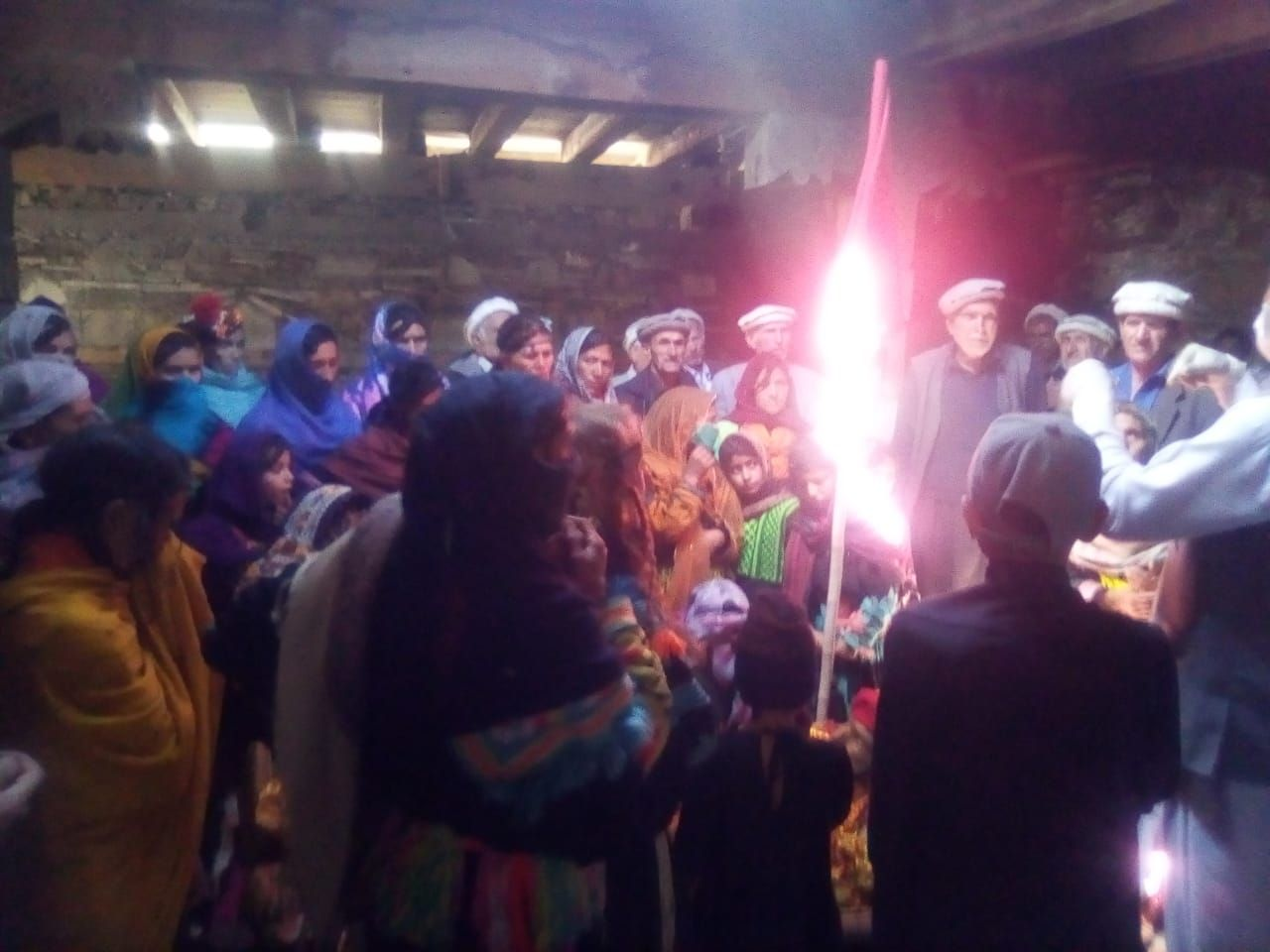 Kalash Valley grieves for their leader
