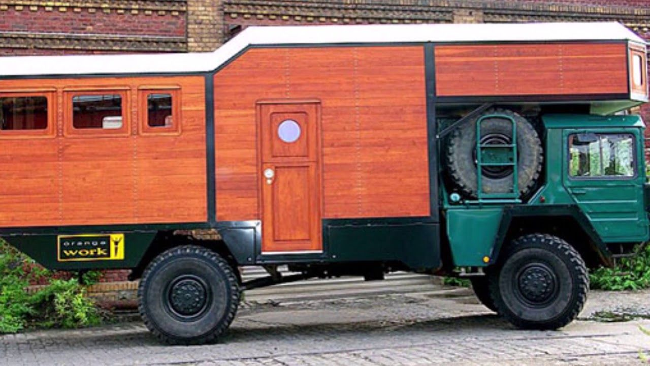 orange work MAN KAT 10  Expedition vehicle, Trucks, Expedition truck