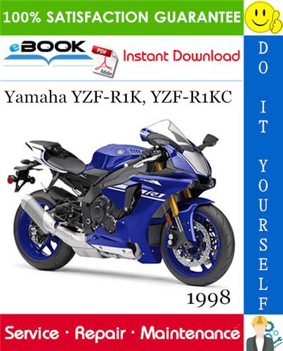 1998 Yamaha Yzf R1k Yzf R1kc Motorcycle Service Repair Manual In 2020 Yamaha Yzf Yamaha Yzf R1 Yamaha