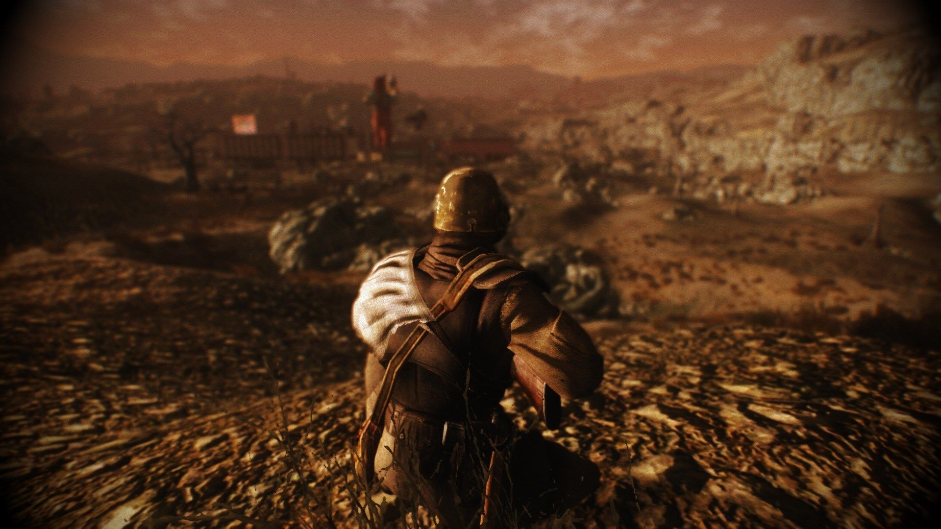 ridge jones - hd widescreen fallout new vegas wallpaper - 1920x1080