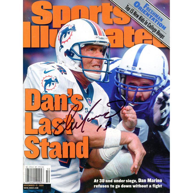 Dan Marino Miami Dolphins Fanatics Authentic Autographed
