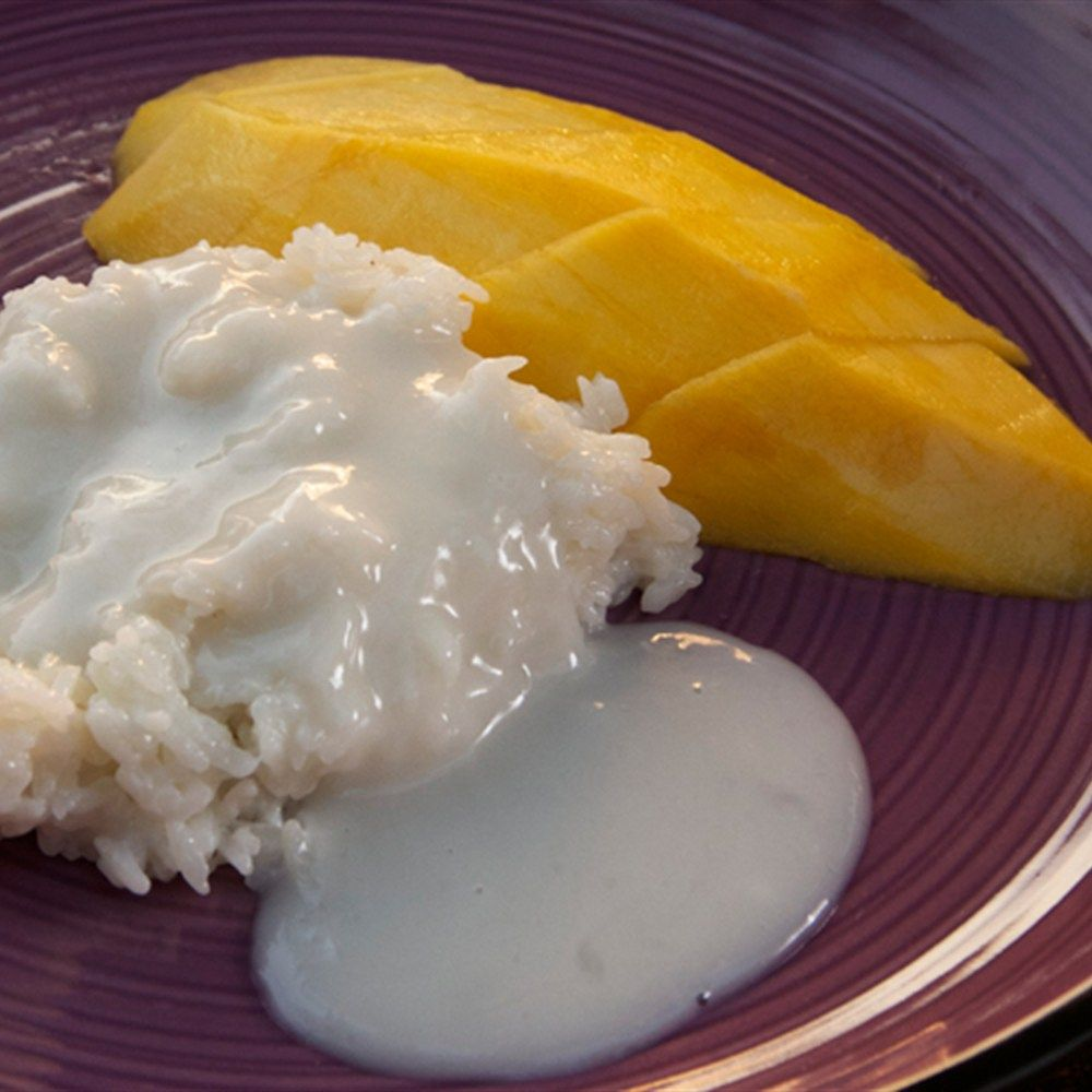 Mango Sticky Rice Recipe Lifestyle Recipe Mango Sticky Rice Recipes Mango Sticky Rice Recipe