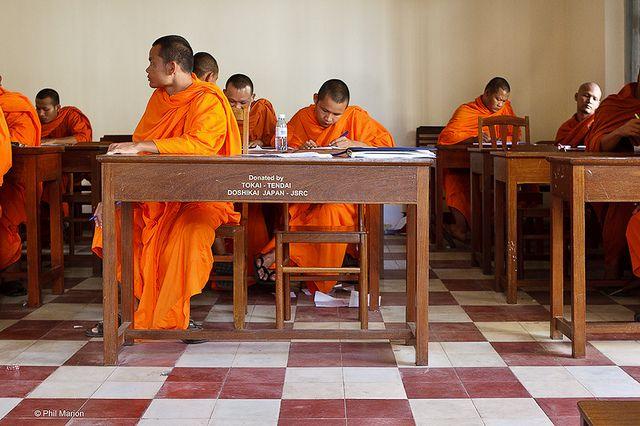 exam time - Phnom Penh, Cambodia by Phil Marion, via Flickr