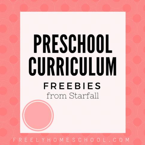 curriculum   Curriculum, Preschool curriculum free ...