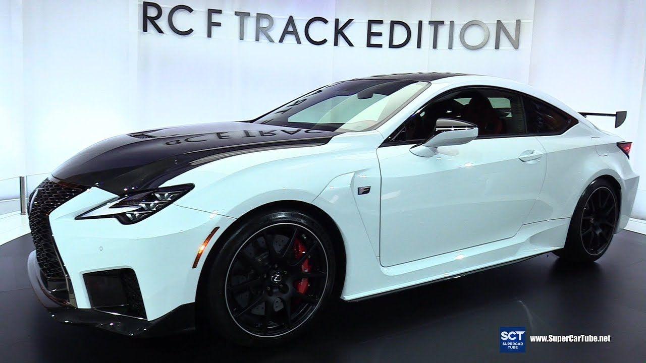 2020 Lexus RC F Track Edition Exterior and Interior